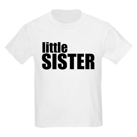 Little Sister Kids T-Shirt