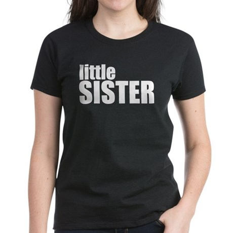 Little Sister Women's Dark T-Shirt