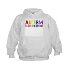 Autism Different Hoodie