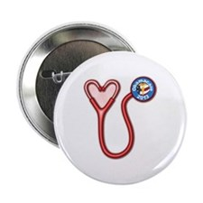 "Obamacare Love 2.25"" Button"