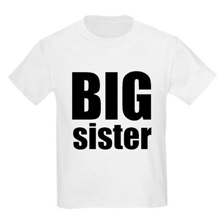 Big Sister Kids T-Shirt