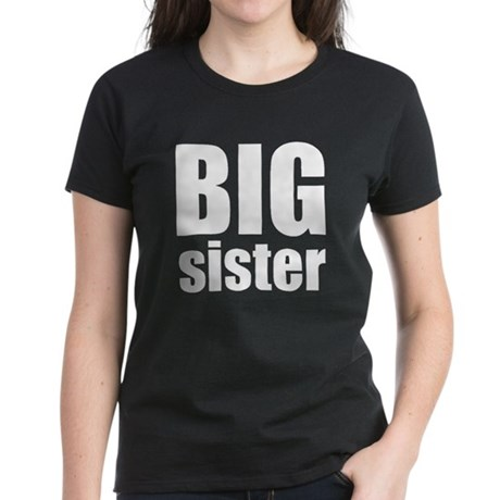 Big Sister Women's Dark T-Shirt
