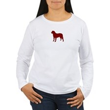 Just Bullmastiff (Red) T-Shirt