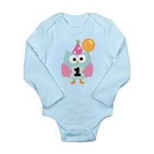 Babys 1st Birthday Owl Baby Outfits
