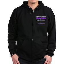 Hero Epilepsy Zip Hoodie