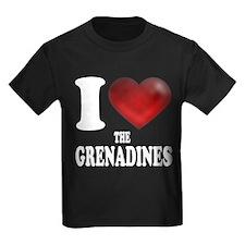 I Heart The Grenadines T-Shirt