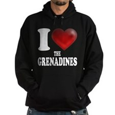 I Heart The Grenadines Hoodie