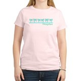 Naples, Florida Women's Pink T-Shirt