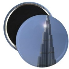dubai in the sun Magnets