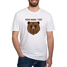 Custom Brown Grizzly Bear T-Shirt
