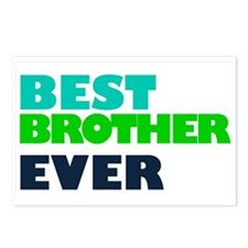 2 Brother Postcards (Package of 8)