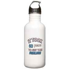 It took 60 years to get this fabulous Water Bottle