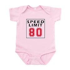 Speed Limit 80 Infant Bodysuit