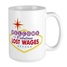 Las Vegas Sign Coffee Mug