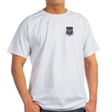 8th Air Force Ash Grey T-Shirt
