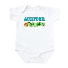 Auditor In Training Onesie