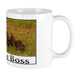 I'm The Boss Mug       