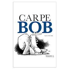 Carpe Bob Posters