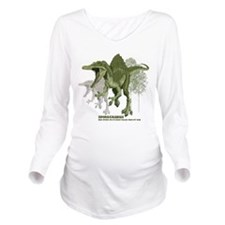 spinosaurus.jpg Long Sleeve Maternity T-Shirt