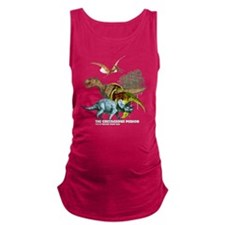 cretaceous.png Maternity Tank Top
