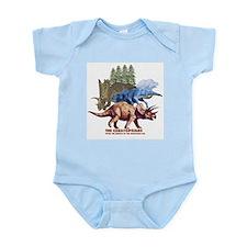 ceratopsians.jpg Infant Bodysuit
