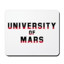 University of Mars Mousepad