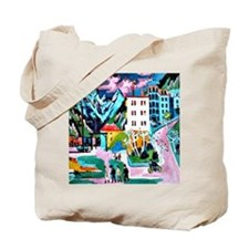 Cute Ernest Tote Bag