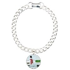 Snowman Relocation Bracelet