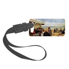 Unique Eugene Luggage Tag