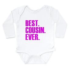 Best Cousin Ever Body Suit