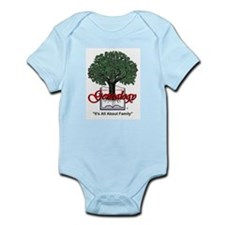 It's All About Family Infant Bodysuit