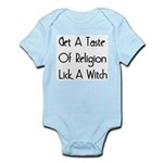 Lick A Witch Infant Bodysuit