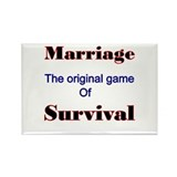 Wedding humor Rectangle Magnet (100 pack)