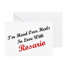 In Love with Rosario Greeting Cards (Pk of 10)