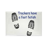 Foot Fetish Rectangle Magnet (10 pack)