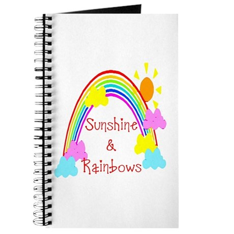 Sunshine Rainbows Journal