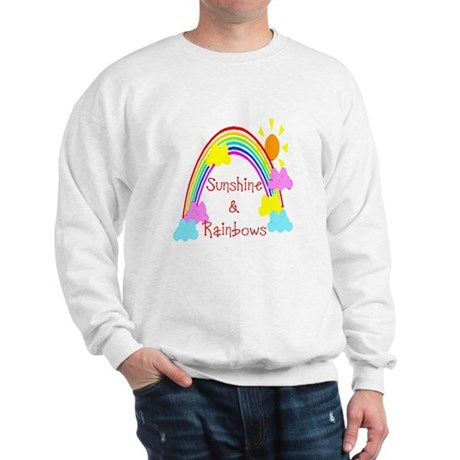 Sunshine Rainbows Sweatshirt
