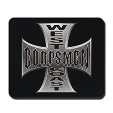 West Coast Corpsmen Mousepad