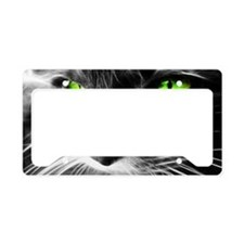 cat eyes License Plate Holder