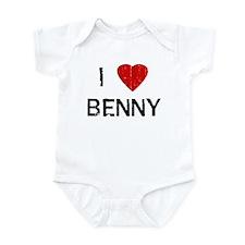 I Heart BENNY (Vintage) Infant Bodysuit