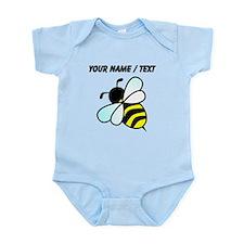 Custom Bumble Bee Body Suit