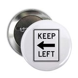 Keep Left - USA Button