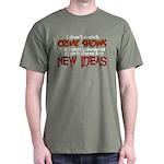 Crime Shows Dark T-Shirt