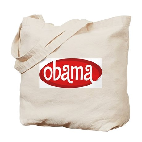Obama Retro Tote Bag