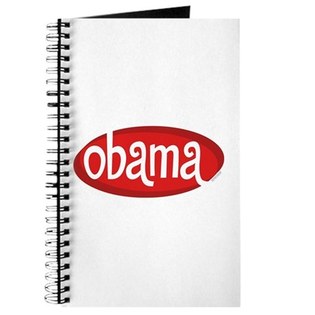 Obama Retro Journal