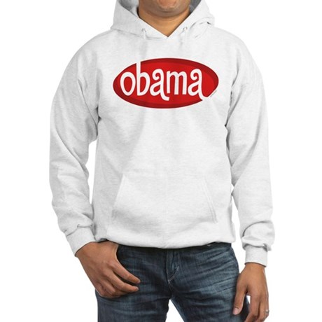 Obama Retro Hooded Sweatshirt