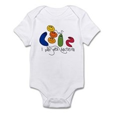 Play with Bacteria Infant Bodysuit