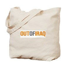 OUR OF IRAQ Tote Bag
