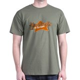 Baseball Welsh Springer Spaniel T-Shirt