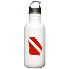Georgia Diver Water Bottle